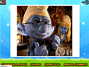 The Smurfs 2 jigsaw online j�t�k