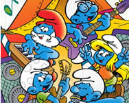 The Smurfs mix up j�t�k